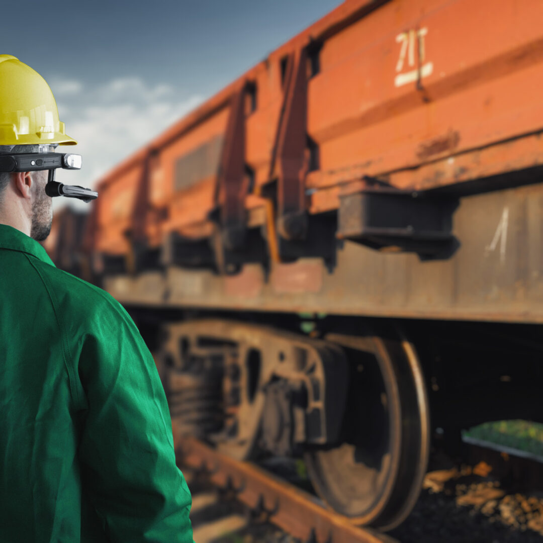How Augmented Reality is Innovating Freight Train Inspections