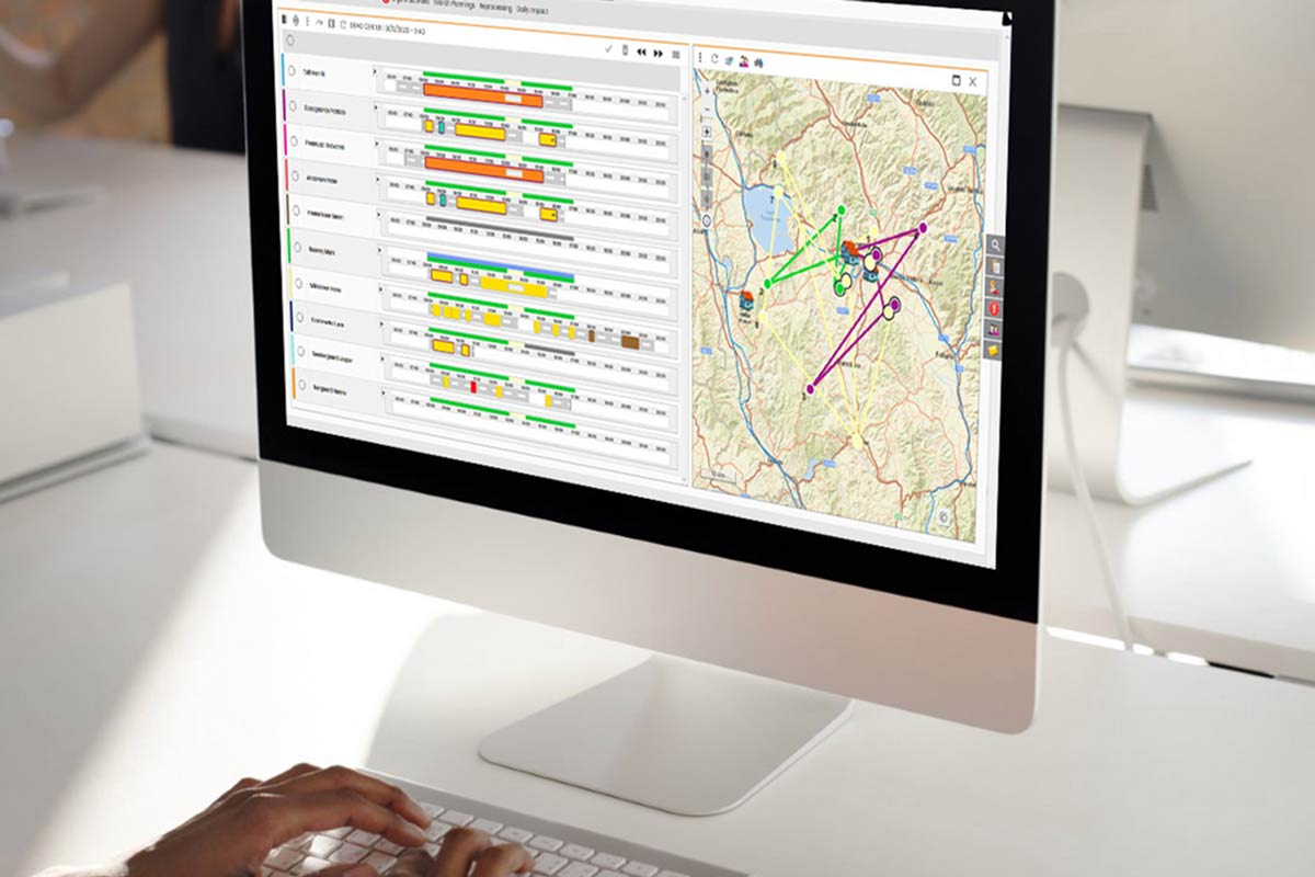 Dispatching and routing of claim dispatchers Field service